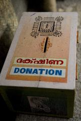 fundraising - collection box
